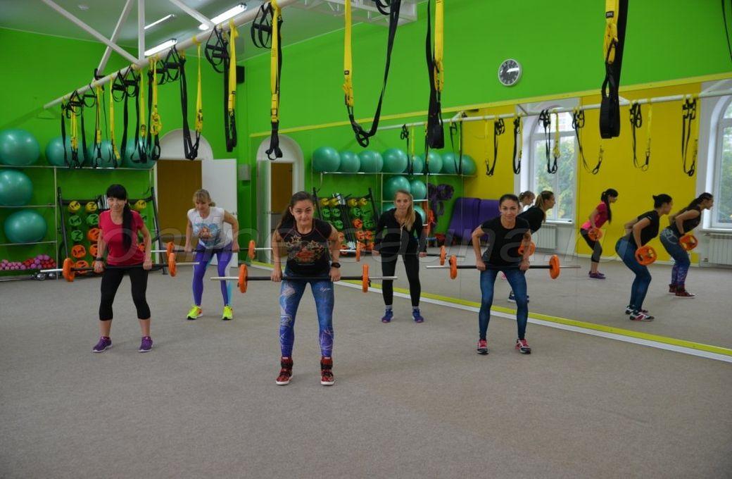 Deva, фитнес-клуб для женщин
