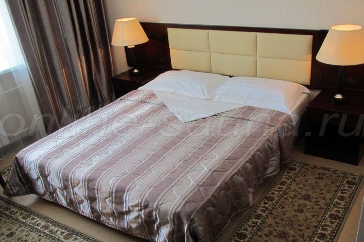 Славянская, гостиница